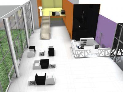 Implantation-bureaux-vue-3D-